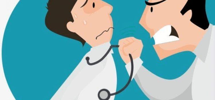 Залагодження конфліктів з агрессивно налаштованими пацієнтами або їх родичами