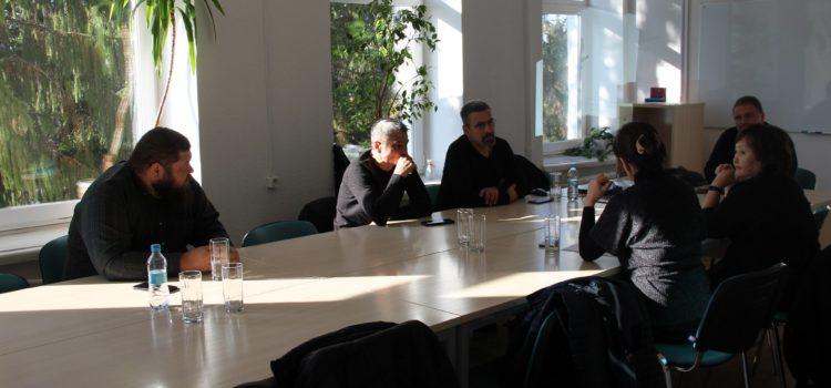 """Делегація з Казахстану відвідала сьогодні КНП СОР """"Обласний клінічний медичний центр соціально небезпечних захворювань"""""""