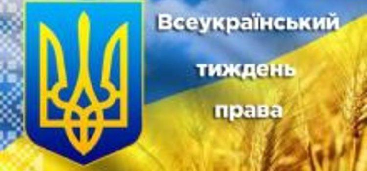 Права людини. Реалізація і захист прав людини в Україні та світі