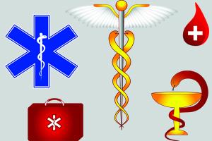 Символи медицини